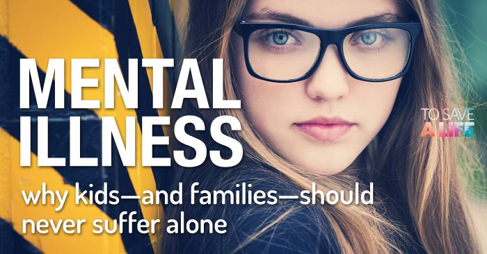 how to support families with mental illness